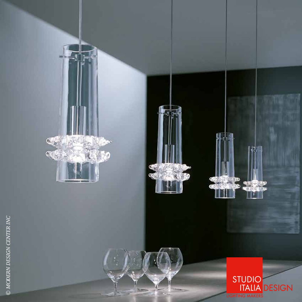 Cirio simple pendant light santa cole metropolitandecor for Suspension design
