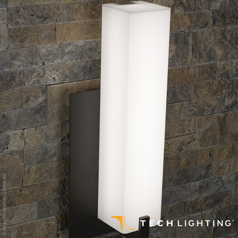 Cosmo 18 LED Outdoor Wall Sconce | Tech Lighting