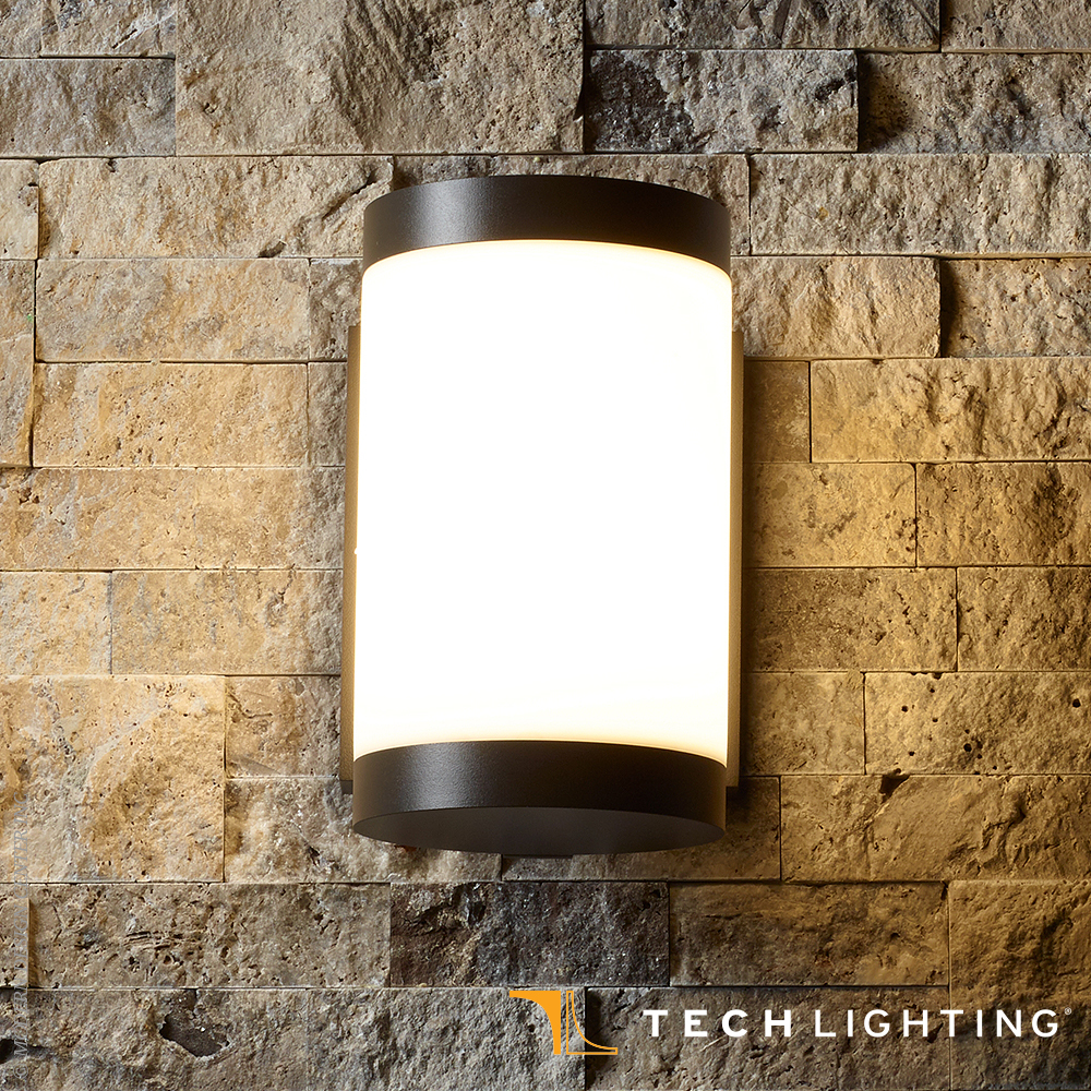 Gage 8 LED Outdoor Wall Sconce | Tech Lighting