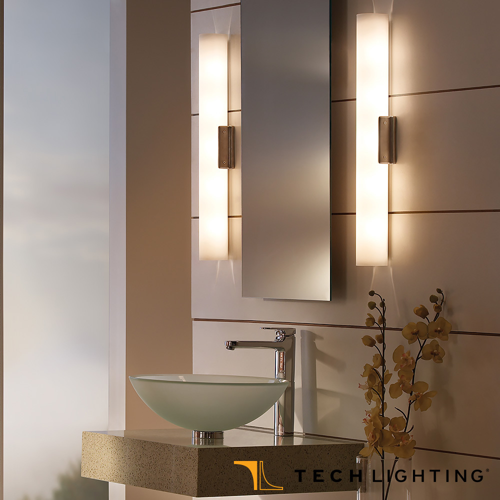 Bathroom Lights Zones solace bath light | tech lighting | metropolitandecor