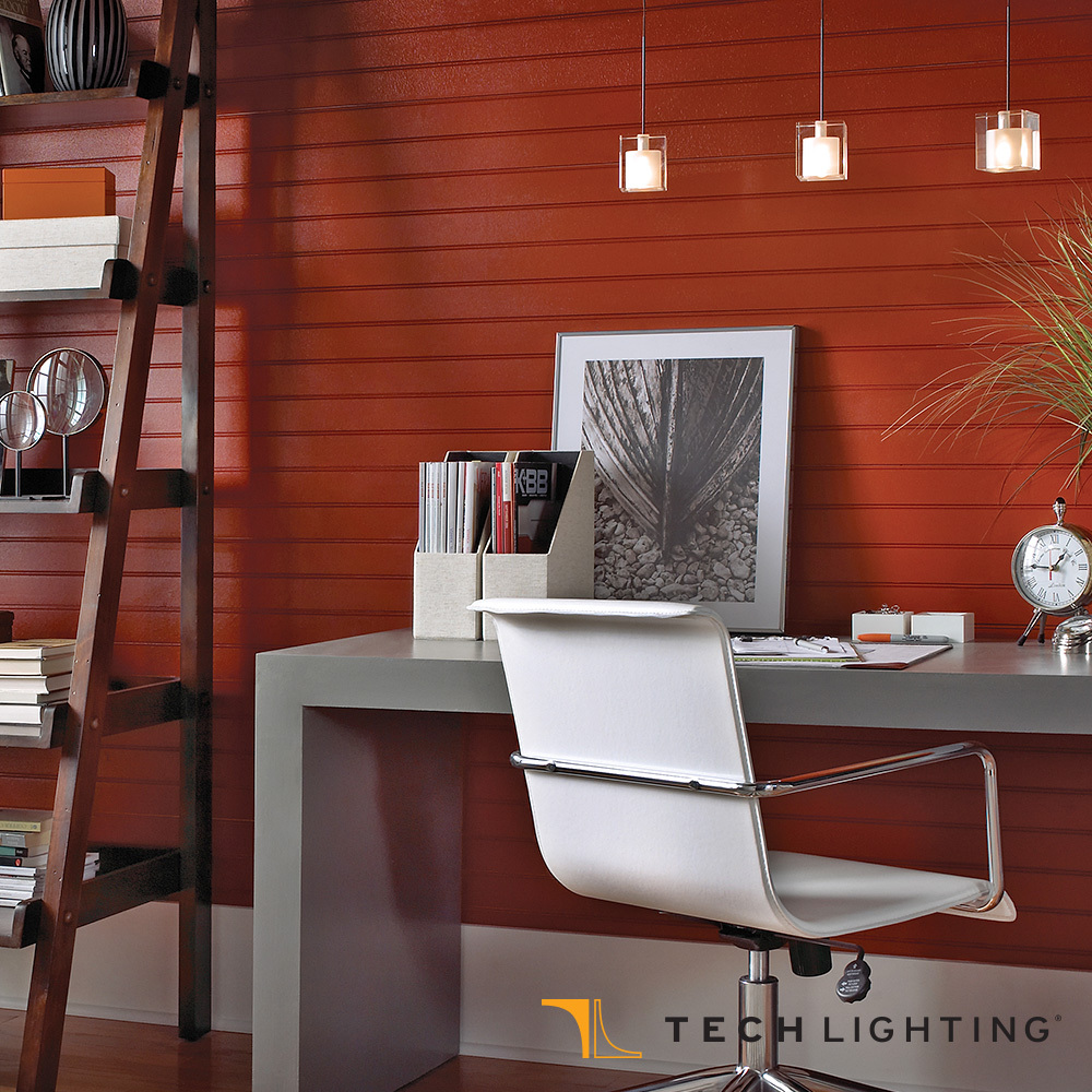 Cube Pendant Light | Tech Lighting