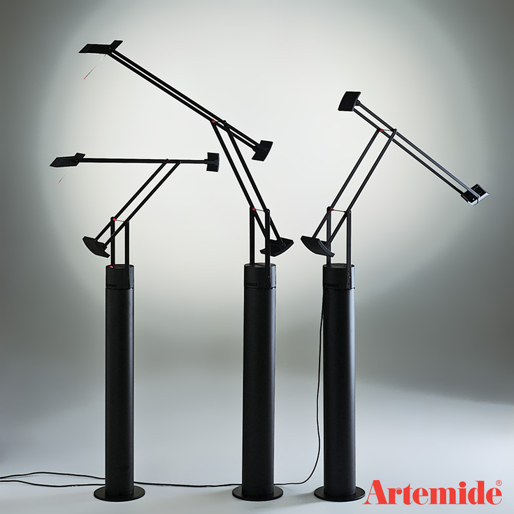 tizio 35 floor lamp artemide metropolitandecor. Black Bedroom Furniture Sets. Home Design Ideas