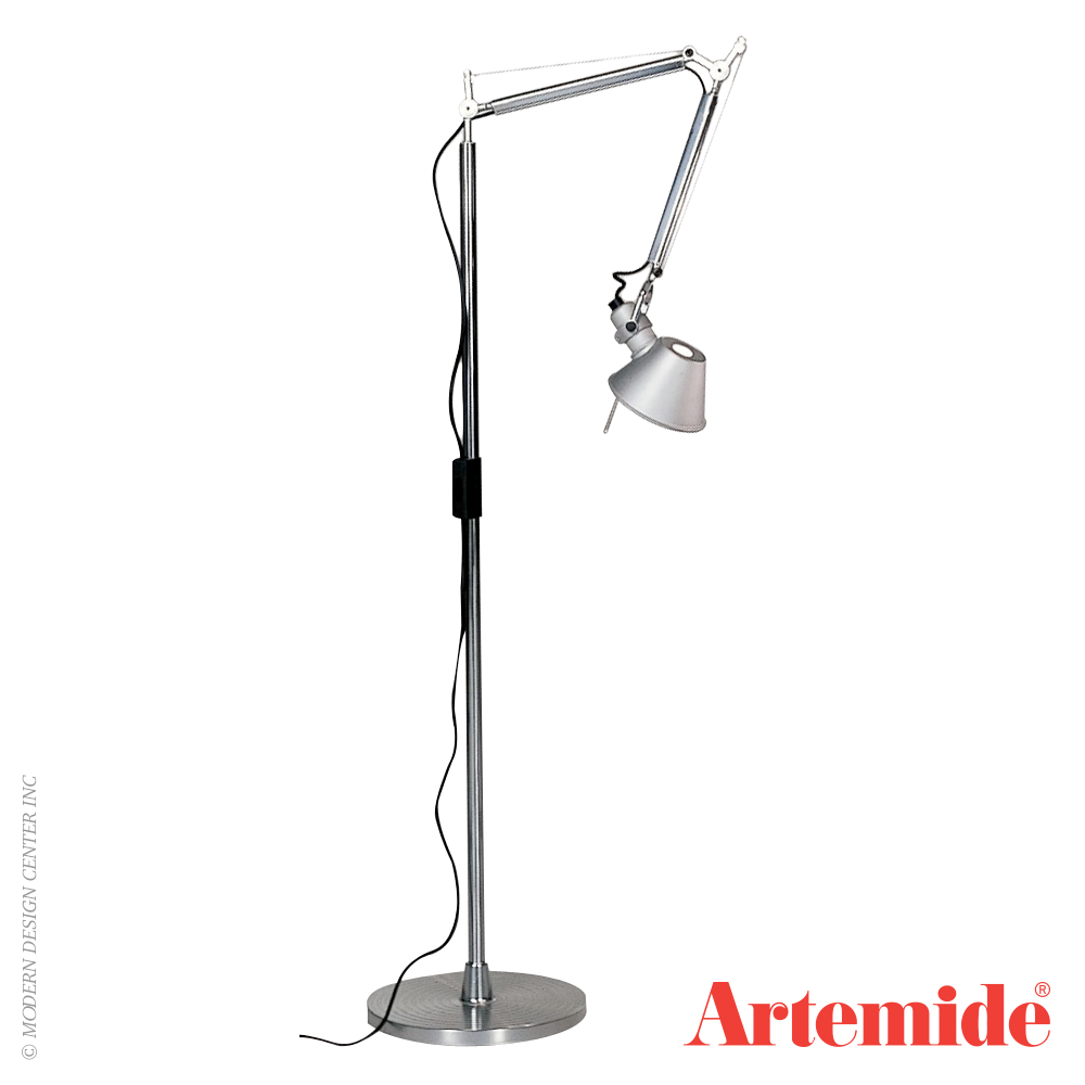 tolomeo mini floor lamp artemide black friday sale 30. Black Bedroom Furniture Sets. Home Design Ideas
