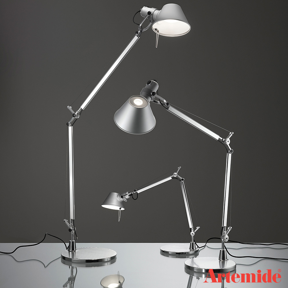 tolomeo mini table lamp artemide black friday sale 30 off metropolitandecor. Black Bedroom Furniture Sets. Home Design Ideas