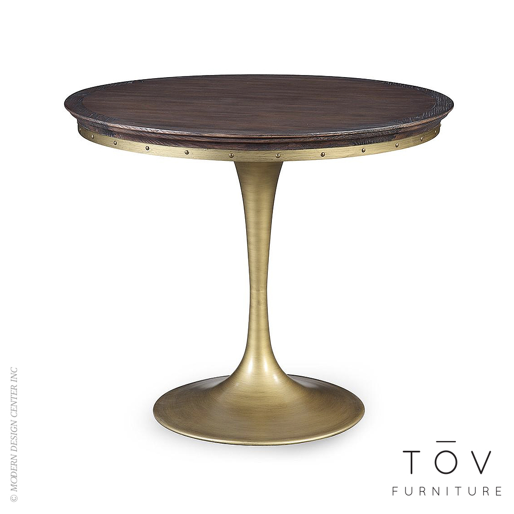 Alfie Pine Table | Tov Furniture