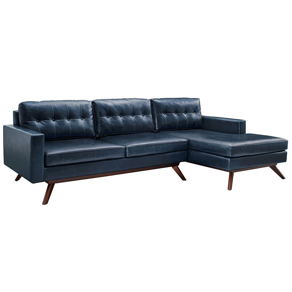 Dublexo deluxe sofa with armswood innovation usa for Divan furniture usa