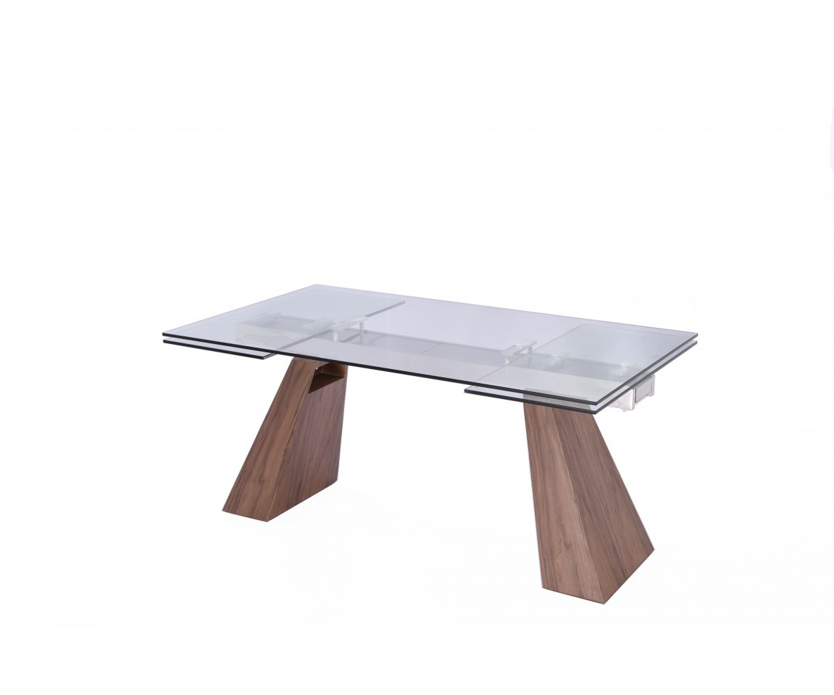 Vittorio Extendable Dining Table | Whiteline