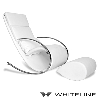 Chloe Rocker Chair | Whiteline
