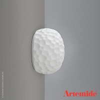 Meteorite Mini Wall or Ceiling Lamp | Artemide