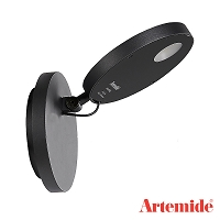 Demetra Wall Spot with Switch | Artemide