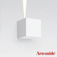 Effetto Square Wall 1 Narrow Beam Outdoor Light | Artemide
