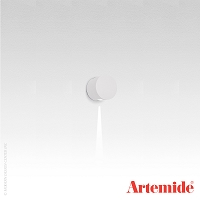 Effetto Round Wall 1 Narrow Beam Outdoor Light | Artemide