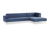 Gina Sectional Sofa | B&T