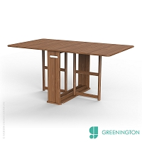 Linden Gateleg Dining Table | Greenington