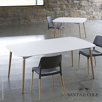 Belloch Rectangular Table | Santa & Cole
