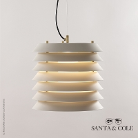 Maija 15 Suspension Lamp | Santa & Cole