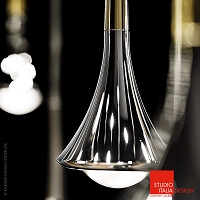 Rain 7-light Suspension | Studio Italia Design