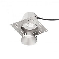 Aether 3.5-inch LED Downlight Invisible Trim - Round | WAC Lighting