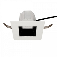 Aether 3.5-inch LED Downlight Trim - Square | WAC Lighting