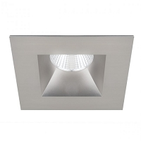 3.5-inch Oculux LED Square Open Reflector Trim | WAC Lighting