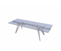 Kristy Extendable Dining Table | Whiteline