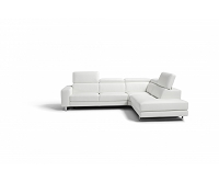 Augusto Large Italian Sectional | Whiteline