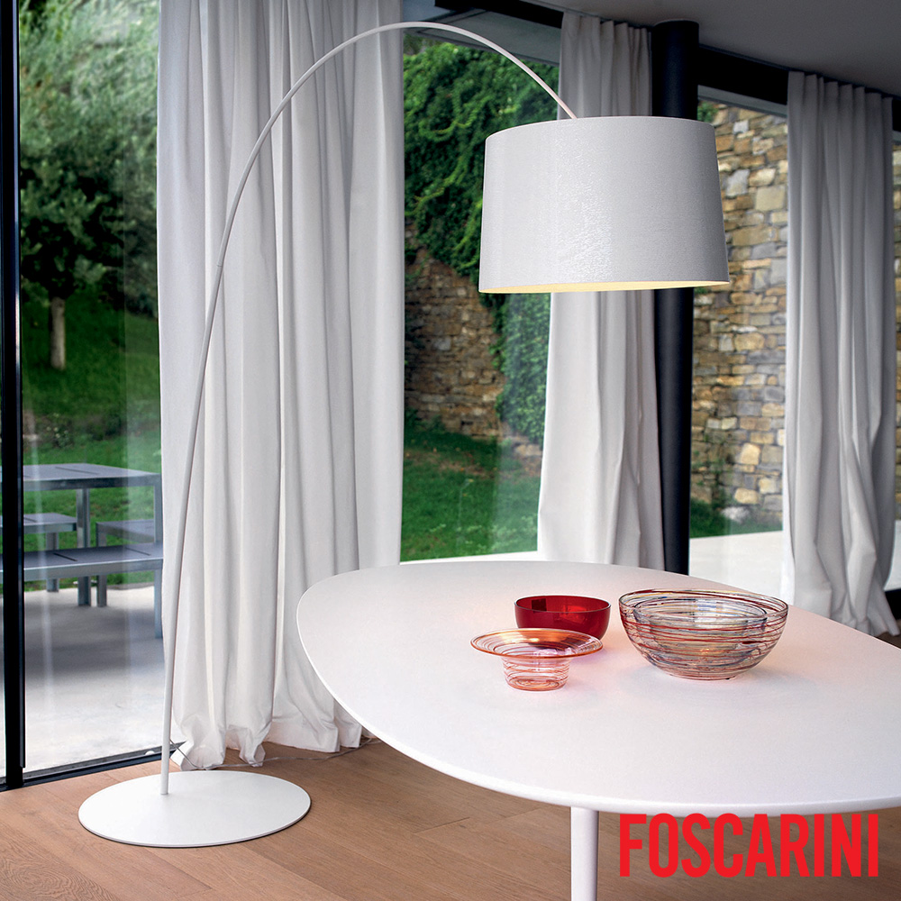 Twiggy floor foscarini floor lamps metropolitandecor for Which floor or what floor