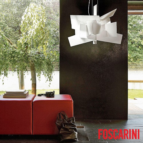big bang suspension foscarini metropolitandecor. Black Bedroom Furniture Sets. Home Design Ideas