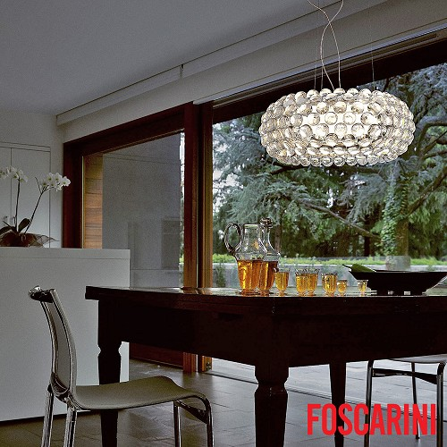 caboche grande suspension foscarini metropolitandecor. Black Bedroom Furniture Sets. Home Design Ideas