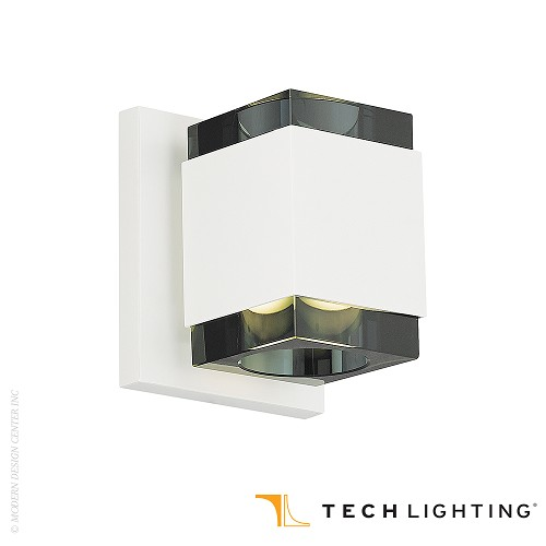 All Square Wall Lights : Voto Square Wall Light LED Tech Lighting MetropolitanDecor