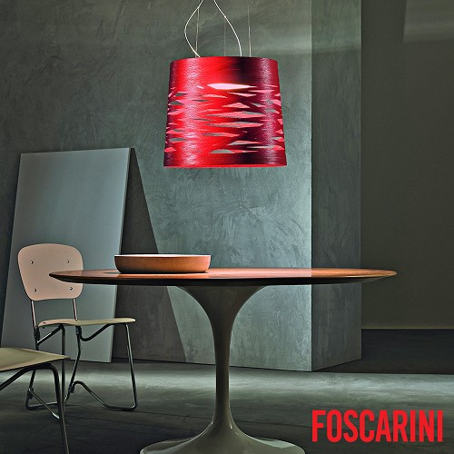 tress grande suspension foscarini metropolitandecor. Black Bedroom Furniture Sets. Home Design Ideas