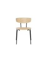 Herman Chair Natural Oak Veneer | Ferm Living