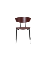 Herman Chair Red Brown | Ferm Living