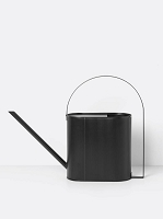 Bau Watering Can Large Black | Ferm Living