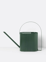 Bau Watering Can Large Dark Green | Ferm Living