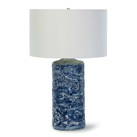 Zodiac Ceramic Table Lamp