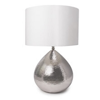 Hera Table Lamp in Polished Brass