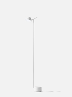 Peek Floor Lamp White