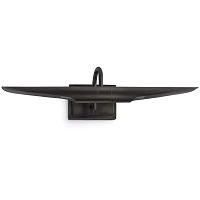Redford Picture Light Small in Oil Rubbed Bronze