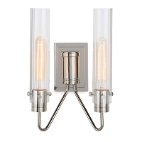 Neo Sconce in Polished Nickel