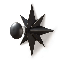 Hudson Sconce in Oil Rubbed Bronze