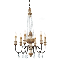 Crystal Parisian Chandelier