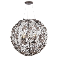 Cheshire Chandelier Large in Oil Rubbed Bronze