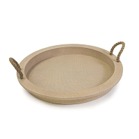 Aegean Serving Tray in Natural