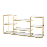Astoria Console in Gold