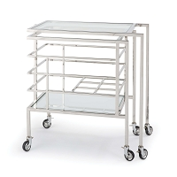 Sidecar Bar Cart