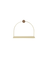 Bathroom Shelf Brass | Ferm Living