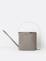 Bau Watering Can Warm Grey Large | Ferm Living