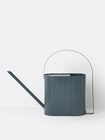 Bau Watering Can Dark Blue Large | Ferm Living