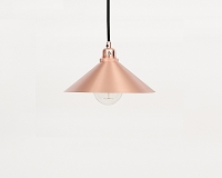 Cone Copper Pendant Light| Frama